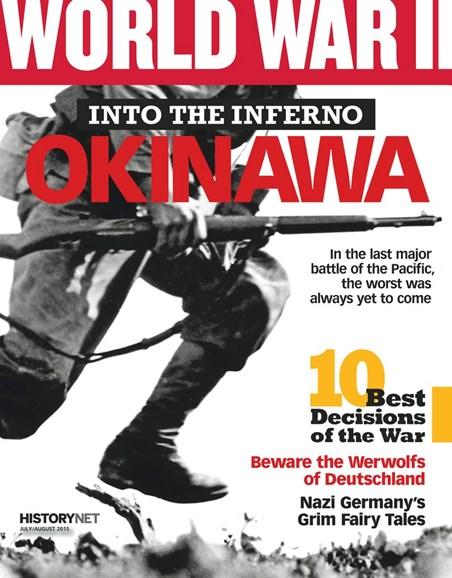 World War II Cover - 7/1/2015