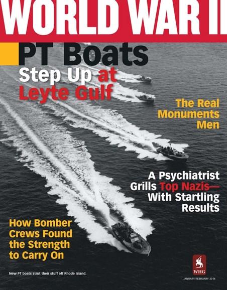 World War II Cover - 1/1/2014