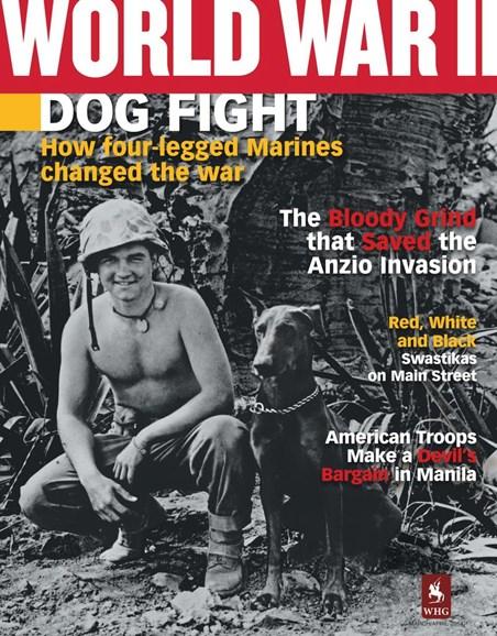 World War II Cover - 3/1/2014