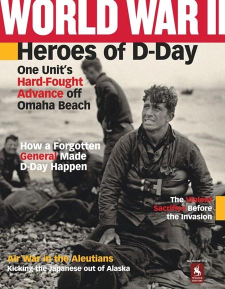 World War II Cover - 5/1/2014