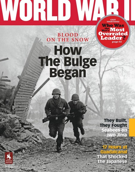 World War II Cover - 11/1/2014