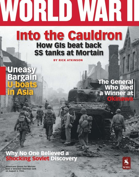 World War II Cover - 7/1/2013