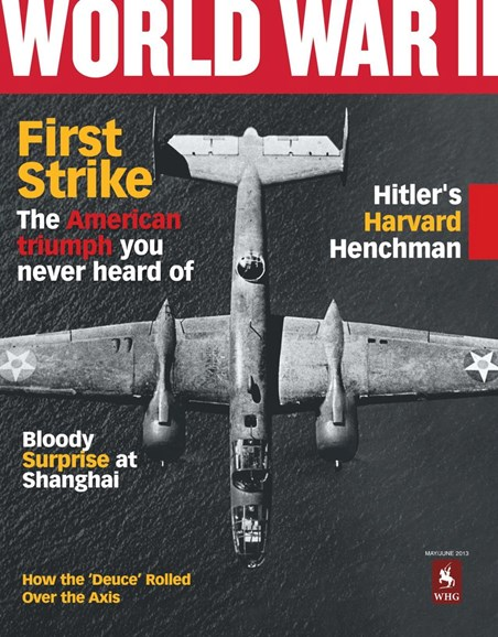 World War II Cover - 5/1/2013