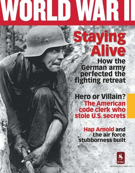 World War II Cover - 9/1/2013