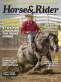 Horse & Rider Magazine | 11/2018 Cover