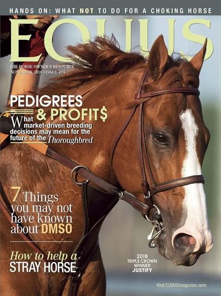 Equus Cover - 11/1/2018