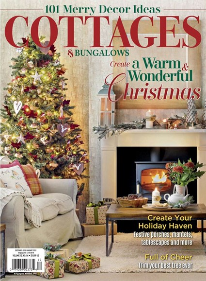 Cottages & Bungalows Cover - 12/1/2018