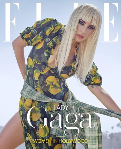 ELLE Cover - 11/1/2018
