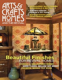 Arts and Crafts Homes Magazine | 12/1/2018 Cover
