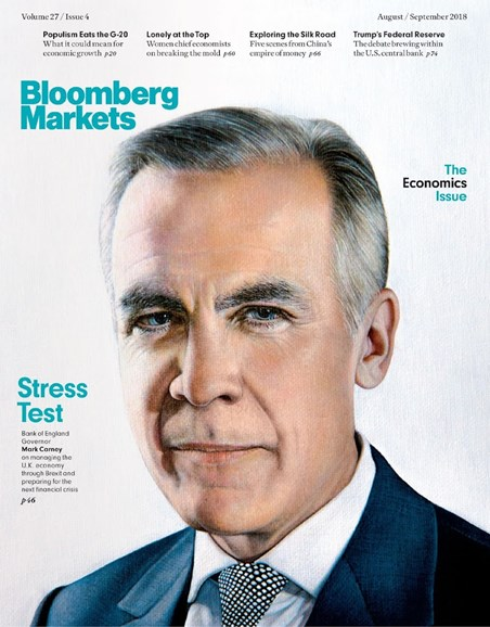 Bloomberg Markets Cover - 8/1/2018