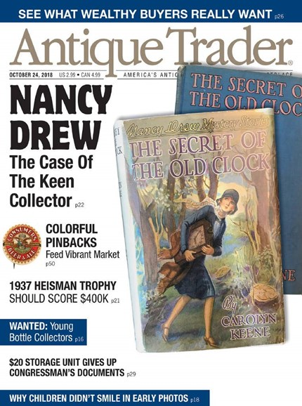 Antique Trader Cover - 10/24/2018