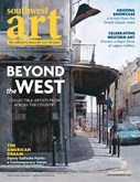 Southwest Art Magazine | 11/2018 Cover