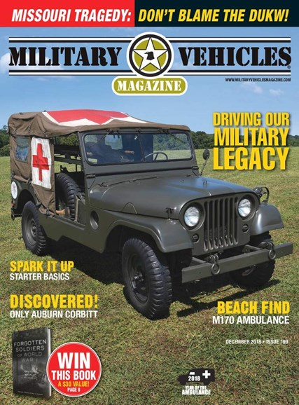 Military Vehicles Cover - 12/1/2018