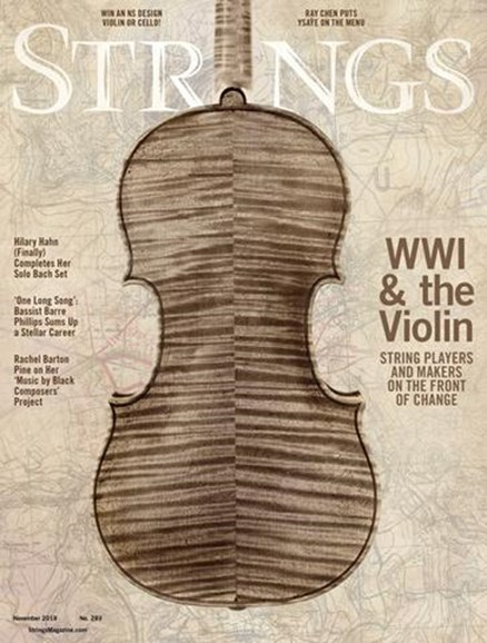 Strings Cover - 11/1/2018