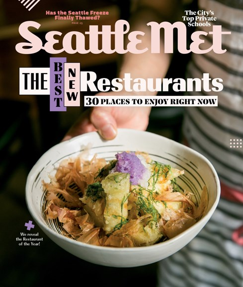 Seattle Met Cover - 11/1/2018