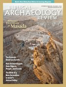 Biblical Archaeology Review Magazine 9/1/2018