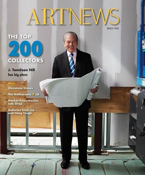 ARTnews Cover - 9/1/2018