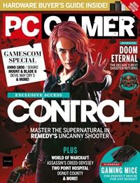 PC Gamer | 12/1/2018 Cover