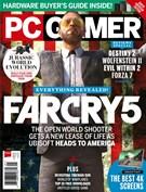 PC Gamer 1/1/2018