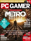 PC Gamer | 11/1/2018 Cover