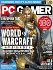 PC Gamer | 10/1/2018 Cover