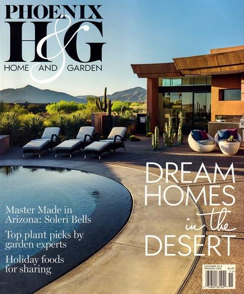 Phoenix Home & Garden Cover - 11/1/2018