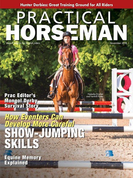 Practical Horseman Cover - 11/1/2018