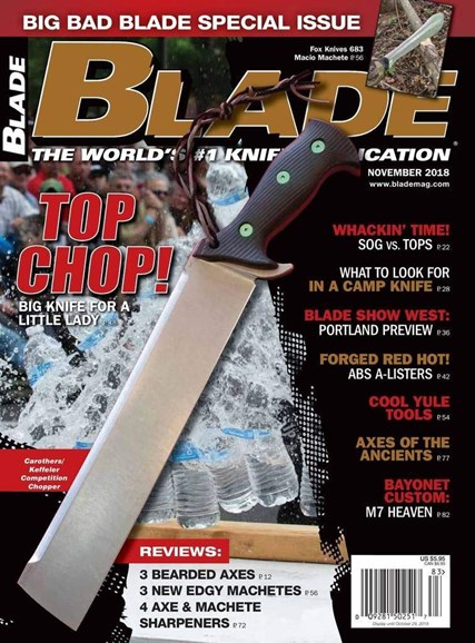 Blade Cover - 11/1/2018