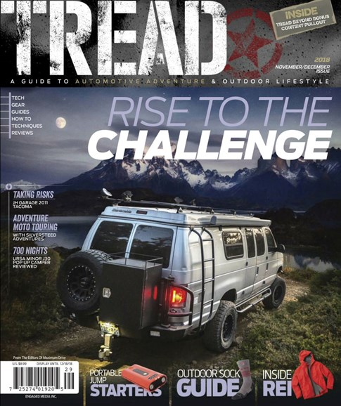 Tread Cover - 11/1/2018
