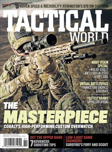 Tactical World Cover - 11/1/2018