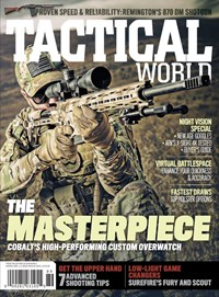 Tactical World | 11/2018 Cover