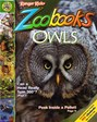 Zoobooks Magazine | 10/2018 Cover