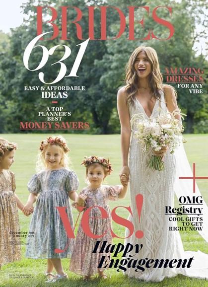 Brides Cover - 12/1/2018