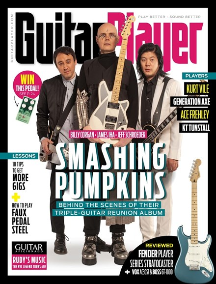 Guitar Player Cover - 12/1/2018