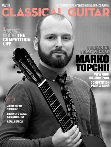 Classical Guitar Cover - 9/1/2018