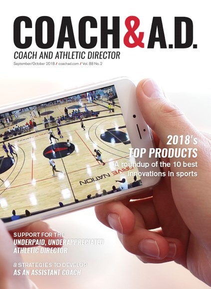 Coach & Athletic Director Cover - 9/1/2018