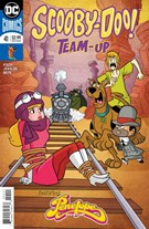 Scooby- Doo Team Up 10/1/2018