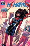 Ms. Marvel | 8/1/2018 Cover