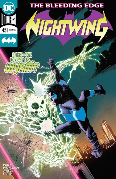 Nightwing Cover - 8/1/2018