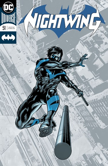 Nightwing Cover - 12/1/2018