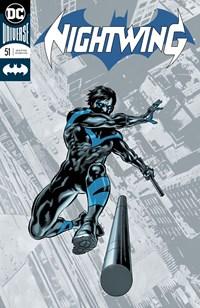 Nightwing Comic | 12/1/2018 Cover