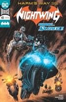 Nightwing Comic 11/1/2018