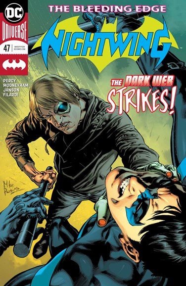 Nightwing Cover - 10/1/2018