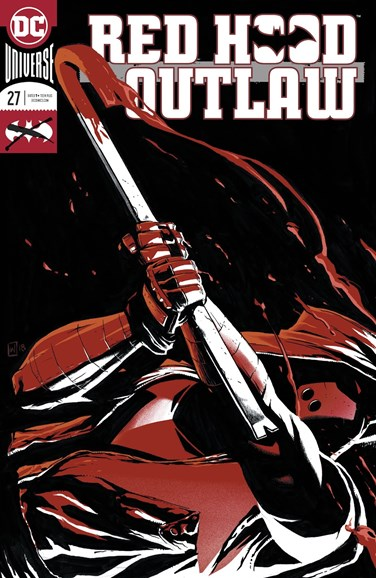 Red Hood and the Outlaws Cover - 12/1/2018