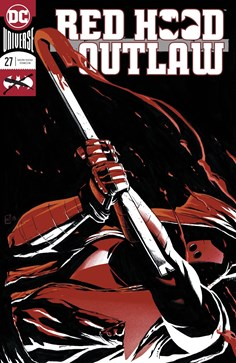 Red Hood and the Outlaws | 12/2018 Cover