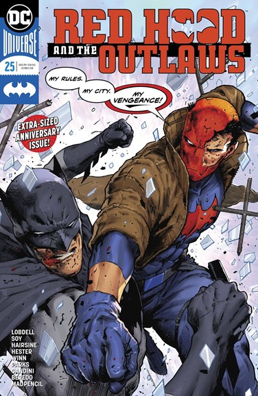 Red Hood and the Outlaws Cover - 10/1/2018