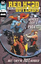 Red Hood and the Outlaws 9/1/2018
