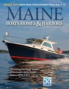 Maine Boats, Homes & Harbors Magazine 7/1/2017
