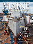 Maine Boats, Homes & Harbors Magazine 2/1/2014