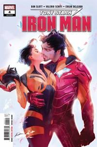 Tony Stark: Iron Man | 12/1/2018 Cover